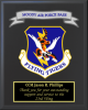 Click this Image to visit the Air Force Plaques | Crest | Colored category.
