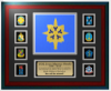 Click this Image to visit the Custom Framed Army Retirement Gifts category.