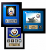 Click this Image to visit the Framed Navy Gifts | Awards category.