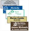 Click this Image to visit the       Laser Engraved Name Badges | Name Tags category.