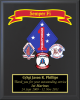 Click this Image to visit the Marine Corps | Award | Recognition Plaques category.