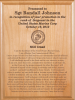 Click this Image to visit the Marine Corps Creed Plaques category.