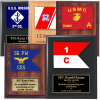 Click this Image to visit the   Military Guidon Plaques category.