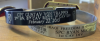 Click this Image to visit the Military Memorial Bracelets category.