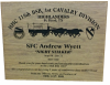 Click this Image to visit the Military Plaques | Laser Engraved category.