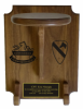 Click this Image to visit the Military Retirement Gift Stetson Displays category.
