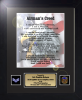 Airman's Creed 11 x 14 Air Force Framed Guidons,Gifts, Awards