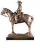 Ol' Bill Statue Army Cavalry Gifts | Awards