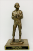 The Tanker Statue on Walnut Base Army Soldier Statue | Figurine