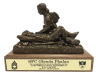 Combat Medic - Corpsman - Female Statue Army Soldier Statue | Figurine