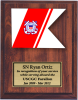 Coast Guard Guidon Plaque Coast Guard Guidon Plaques