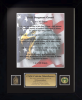 Army Drill Sergeant Creed 11 x 14   Framed Army Gifts, Creeds, Awards
