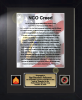 Marine Corps NCO Creed 11 x 14 Military Creeds | Framed | Personalize