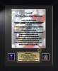 Coast Guard Creed 11 x 14 Military Creeds | Framed | Personalize