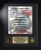 Military Police Creed 11 x 14 -  Military Creeds | Framed | Personalize