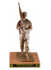 Command Sergeant Major with Beret Statue Military Retirement Gift Statues