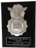 Air Force Security Relief Plaque Military Statues | Military Figures