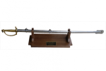 Shelf/Table Saber Display Army NCO Retirement Gifts