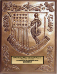 Army Medical Department Plaque Army Relief Plaques |Shields