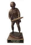 Cannoneer Army Soldier Statue | Figurine