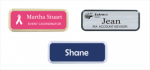 Frame Badge - Holds 1 X 3 Laser Egraved Insert Framed Name Badges | Name Tags