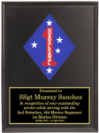 Marine Corps Crest Plaques Marine Corps Plaques | Colored Crests