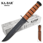 USMC KA-BAR Knife ENGRAVED Military Knives | Bayonet Gifts