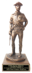 Buffalo Soldier Military Retirement Gift Statues