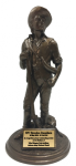 Minuteman Statue without plow Military Retirement Gift Statues