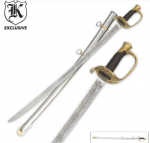 M1850 Officer's Saber Military Sabers | Swords | Displays