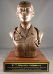 Female Nurse/Doctor Bust Statue Military Statues | Military Figures