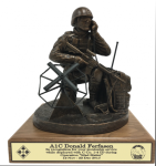 The Communicator Statue Military Statues | Military Figures