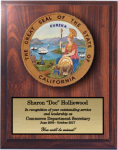 California State Seal State Seal Plaques