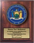 New York State Seal State Seal Plaques