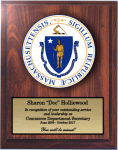 Massachusetts State Seal  State Seal Plaques