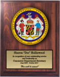 Maryland State Seal State Seal Plaques