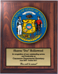 Wisconsin State Seal State Seal Plaques