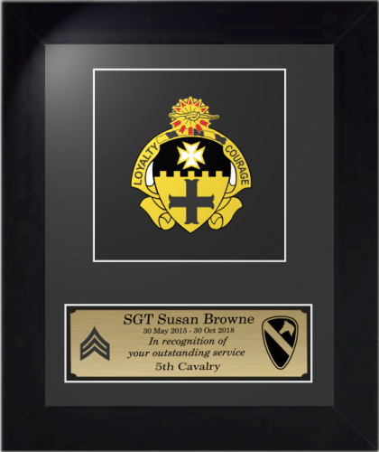 Army Cavalry Gifts Awards