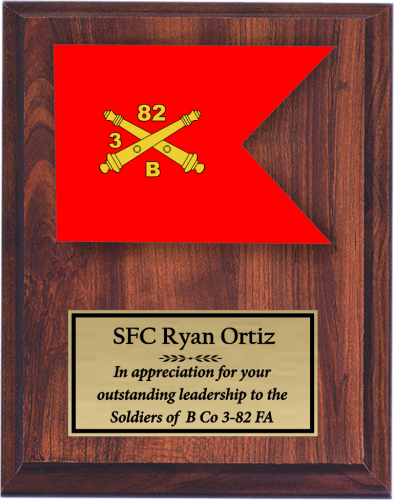 Army Plaques | Guidon