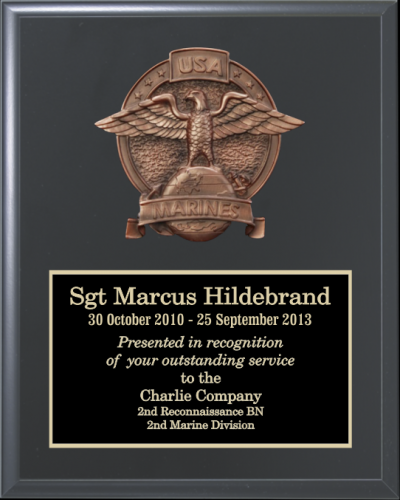 Military going away plaque quotes quotesgram - Marine Corps Going Away Quotes Quotesgram