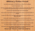 Military Police Creed Walnut Plaque  Army Creed Plaques